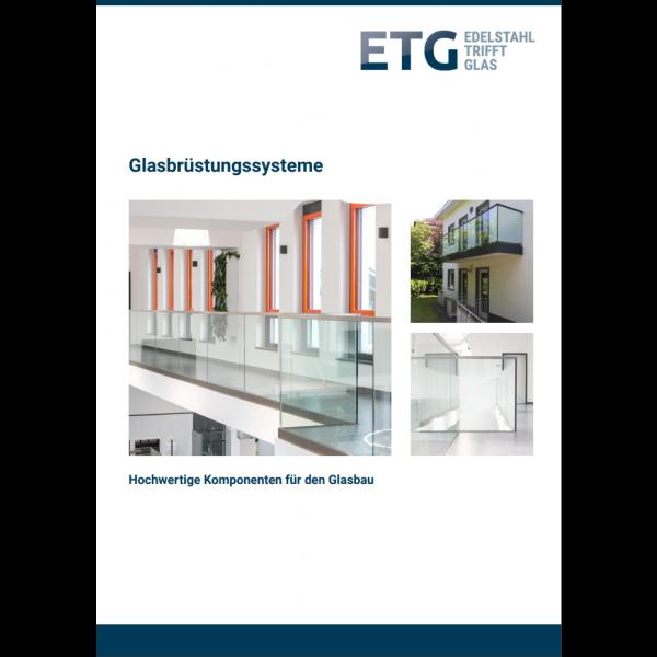 Katalog - Bereich Glasbrüstung 2019