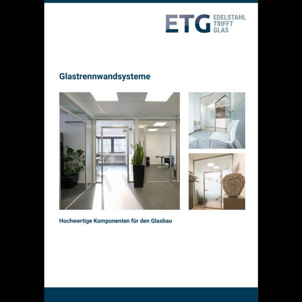 Katalog - Bereich Glastrennwand 2019