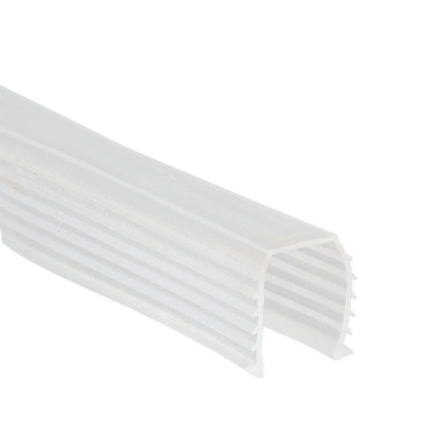 Einlegedichtung  8 mm Glas f. U-Profil 10,5 mm