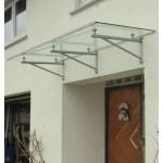 Rohrträger mit Glashaltern inklusive, Bild 1