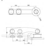 Laufwagen Optik 8910A-1, Bild 2