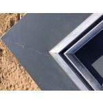 Bodenklemmprofil für die Aufnahme von 17,52 mm Glas (VSG), Bild 3