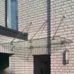 Zugstab quadratisch für Vordach, Bild 5