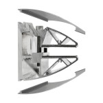 Bodenklemmprofil für die Aufnahme von 17,52 mm Glas (VSG), Bild 7