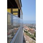 Bodenklemmprofil für die Aufnahme von 17,52 mm Glas (VSG), Bild 2