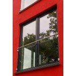 Handlauf für Glas-Brüstung aus Edelstahl, Bild 6