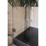 Scharnier-Verbindung Glas-Wand 90° 1100A-1L - Angular, Bild 8