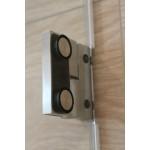 Scharnier-Verbindung Glas-Wand 90° 1100A-1L - Angular, Bild 5