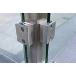 Eck-Pfosten System V Glasstärke 8 - 12,76 mm zum Einbetonieren, Bild 3
