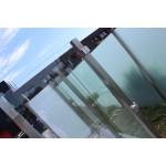 Eck-Pfosten System V Glasstärke 8 - 12,76 mm zum Einbetonieren, Bild 7