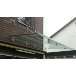 Zugstab quadratisch für Vordach, Bild 4