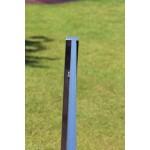 Kantenschutz U-Profil abgerundet für 12,76 mm Glas, Bild 4