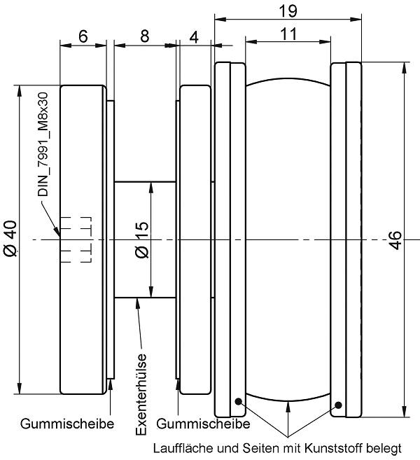 Technische Zeichnung Dusche : Technische Zeichnung