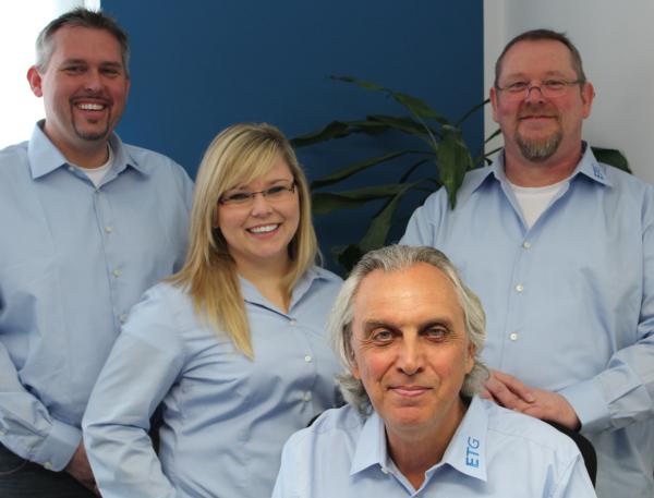 Das Team der ETG GmbH