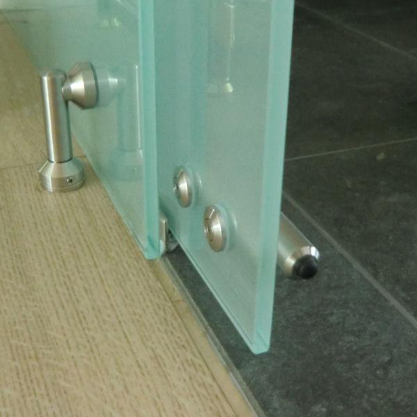 stopper edelstahl glasschiebet rsystem etg. Black Bedroom Furniture Sets. Home Design Ideas