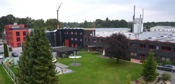 Firmengebäude ETG by Kevin Kreyer